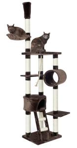 Kratzbaum für schwere Katzen test