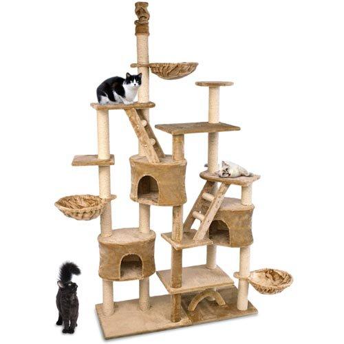 gro er kratzbaum neu top 5 test. Black Bedroom Furniture Sets. Home Design Ideas